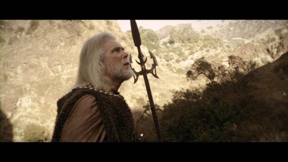 Nash as Odin